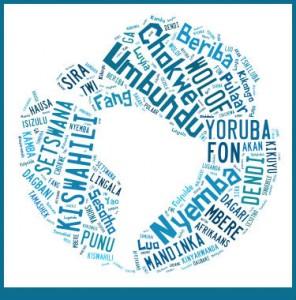 Des langues d'Afrique, image créée avec Tagdexo.com