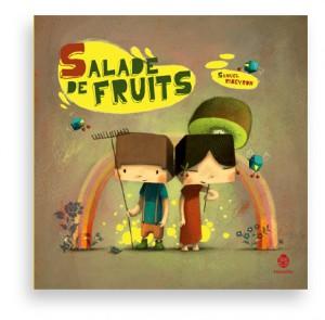 Salade de fruits, couverture, HongFei cultures, 2010