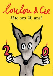 Loulou et Cie fête ses 20 ans !