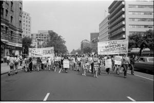 """Womens Lib"", 1970 à Washington Licence CC."