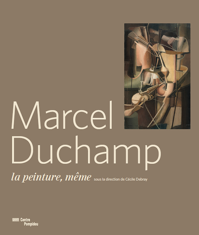 Couverture du catalogue Marcel Duchamp