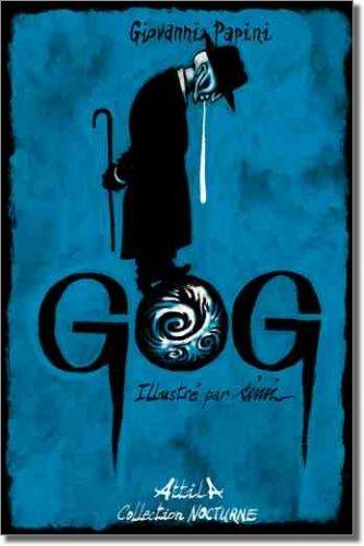 """Couverture de """"Gog"""" de Giovanni Papini"""