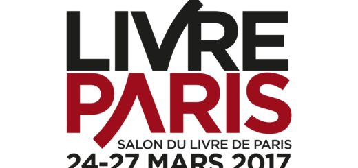 Logo du Salon du livre de Paris, Salon du livre de Paris, 24-27 mars 2017.
