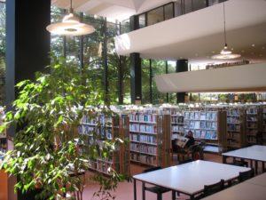 Bibliothèque municipale Toussaint à Angers